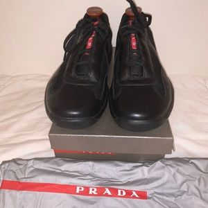 PRADA SHOES ALMOST NEW